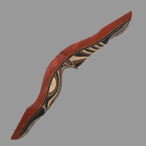 Mittelteil Mohawk Hunter Bubinga/Desert Camo 17 Zoll