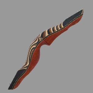 Mittelteil Mohawk Hunter Desert Camo/Bubinga 17 Zoll